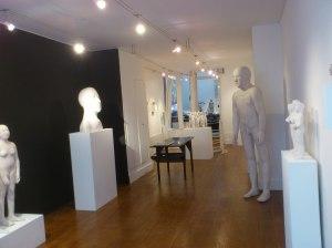 Exposition Agnès Baillon 5 avril au 19 mai 2012